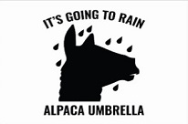Alpaca Umbrella