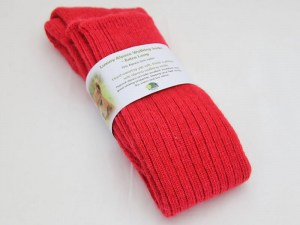 poppy-red-xl-walking-sock