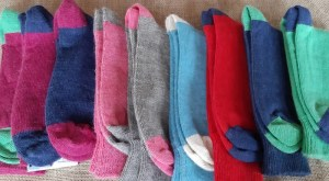 Range of colours in size 4-7